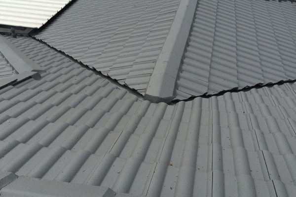 Roof Repair Seamed