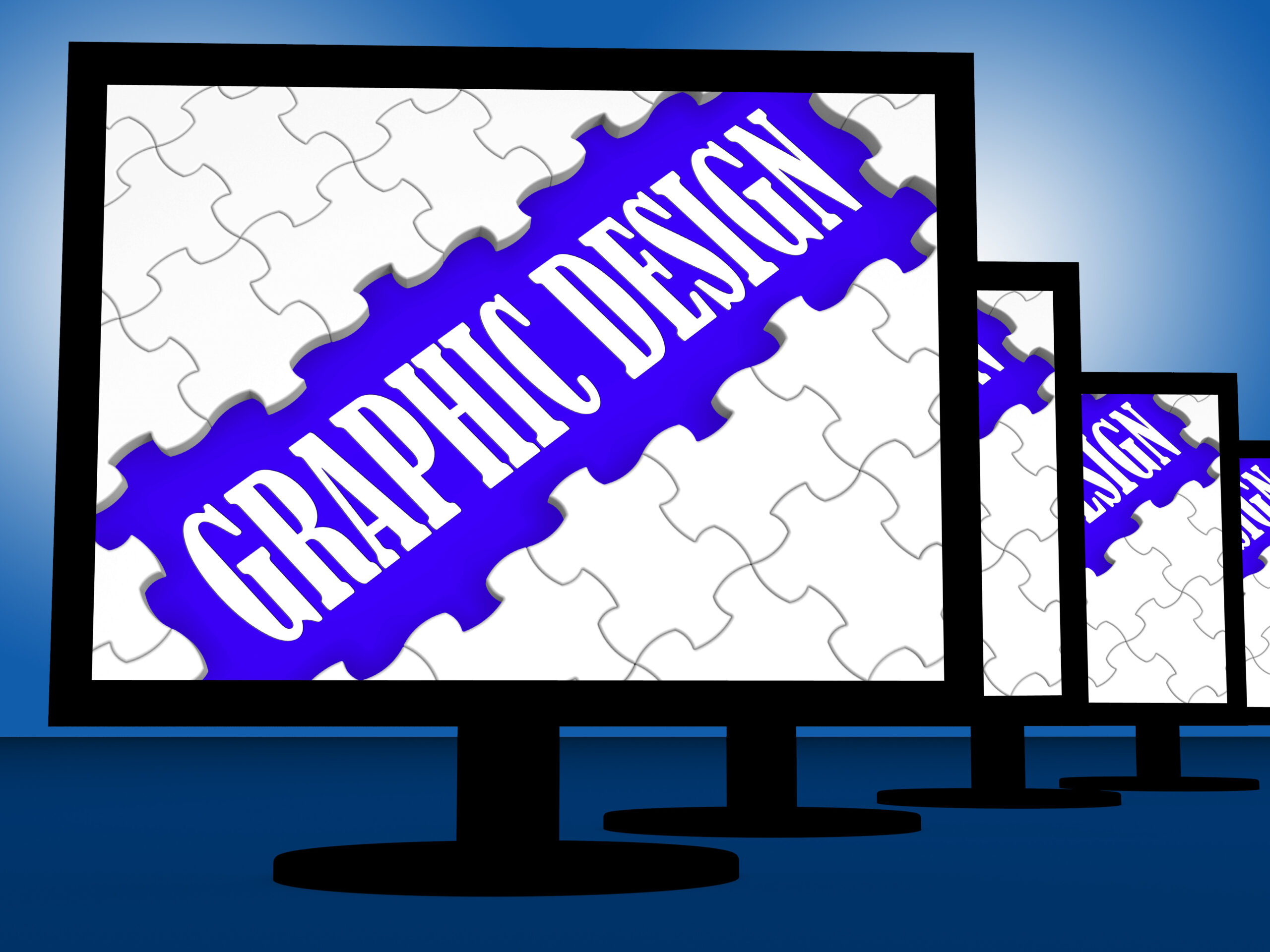 Web Design: Stages of creating graphic design